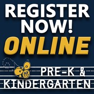 PreK & K registration