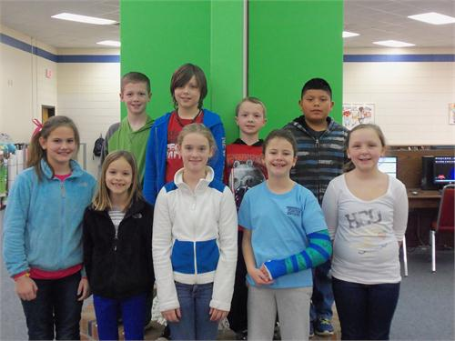 Cross Creek Students Excel in DAR Contest