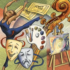 Afterschool Fine Arts Lessons -- Sign Your Child Up Today!