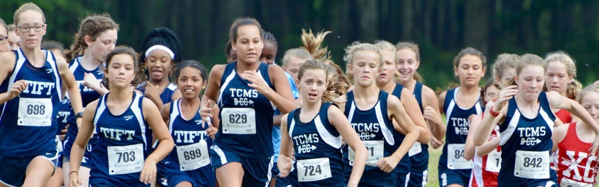 TCMS Cross Country
