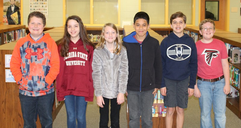 5th Grade National History Bee Qualifiers
