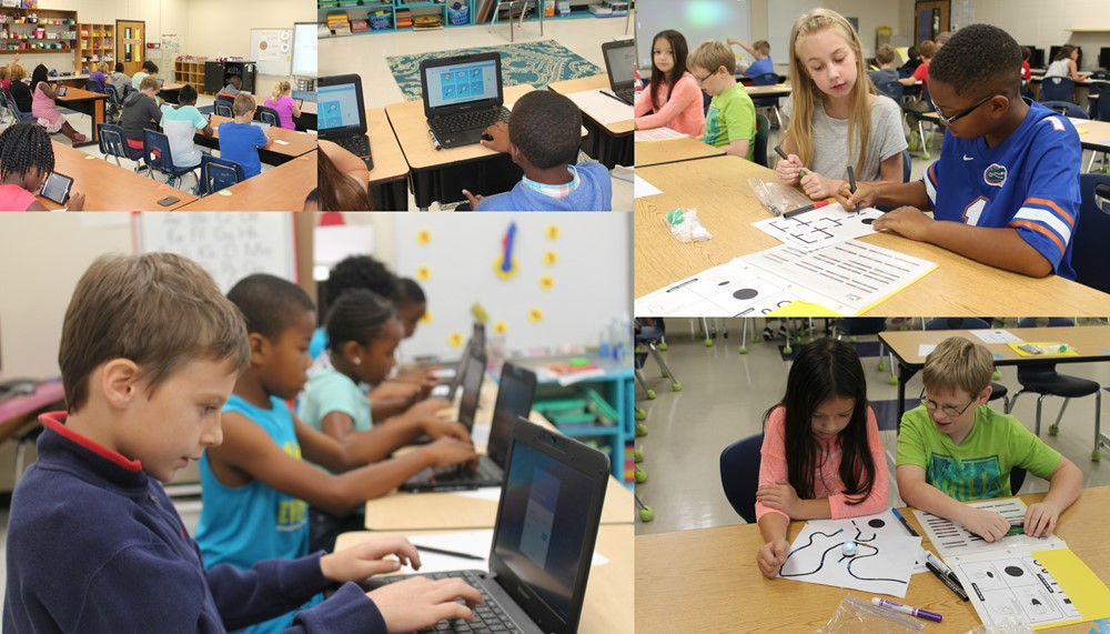 Technology at work in Thomas County Schools