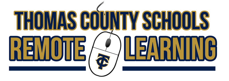 Remote Learning: Thomas County Schools