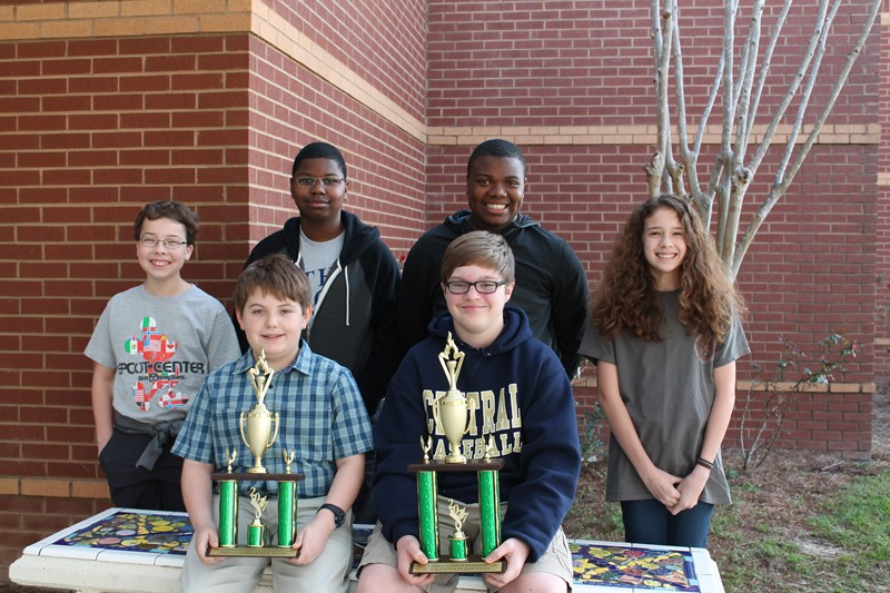 State Science Fair Winners 2017