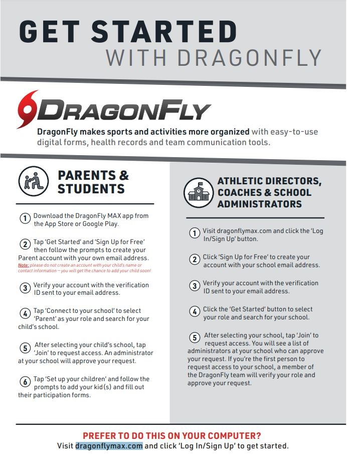 Dragonfly flyer