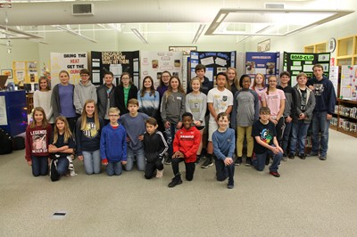 Science Fair Winners 2019-2020