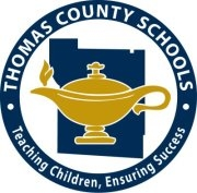 Thomas County Schools Logo