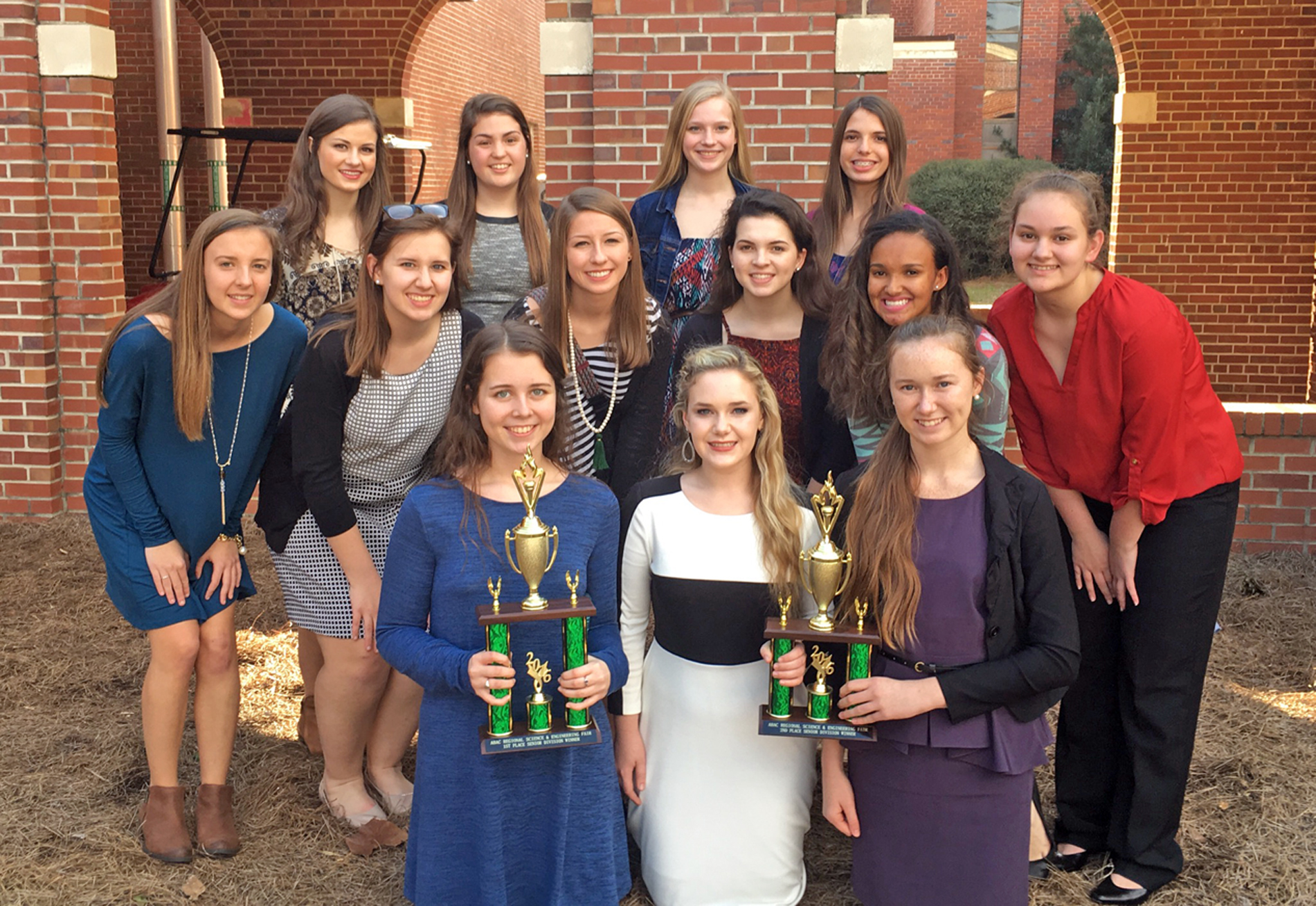 TCCHS dominates region science fair