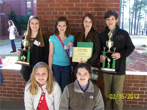 TCMS State Science Fair