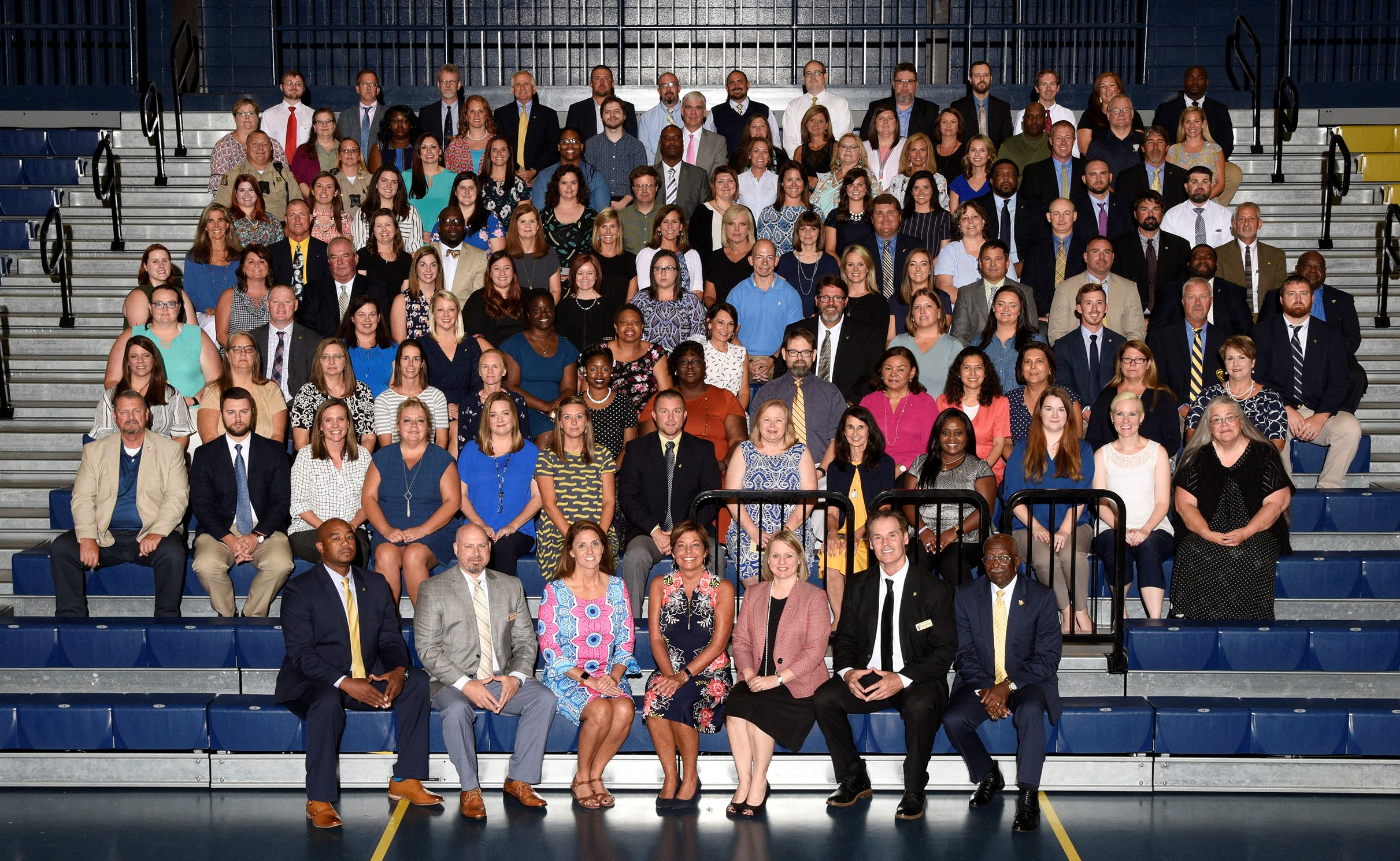 2018-19 Faculty and Staff